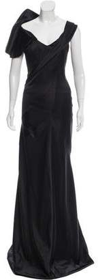 Ungaro Silk Evening Dress w/ Tags