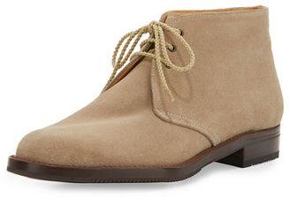 Gravati Flat Suede Chukka Boot $650 thestylecure.com