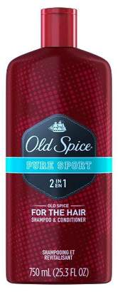 Old Spice Pure Sport 2-in-1 Shampoo and Conditioner - 25.3 fl oz