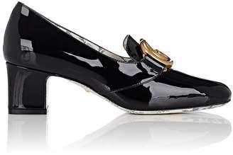 Gucci Women's Victoire Patent Leather Pumps