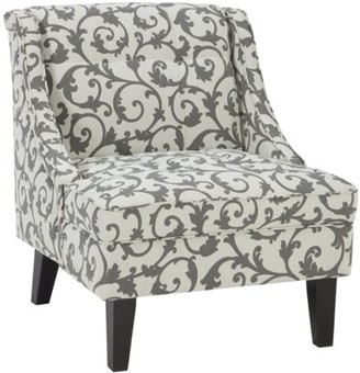 Signature Design by Ashley Kexlor Gray Accent Chair
