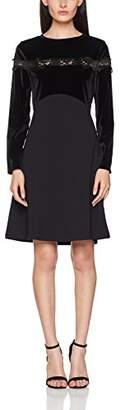Great Plains Women's Lia Lace Jersey Skater Party Dress,(Manufacturer Size: M)