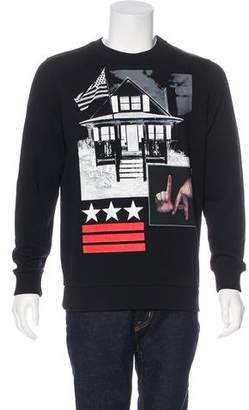 Givenchy Cuban-Fit Sweatshirt w/ Tags