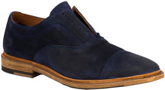 Frye Paul Bal Suede Oxford