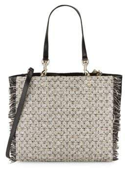 Adelle Fringed Tote