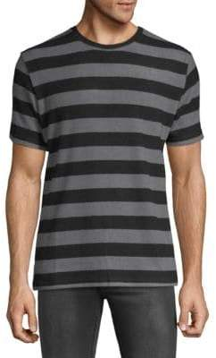 Hyden Yoo Wide Horizontal Stripes Tee