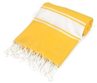 "Dii DII Variated Stripe Decorative Fouta Towel, 39""x71"", 100% Cotton, Multiple Colors"