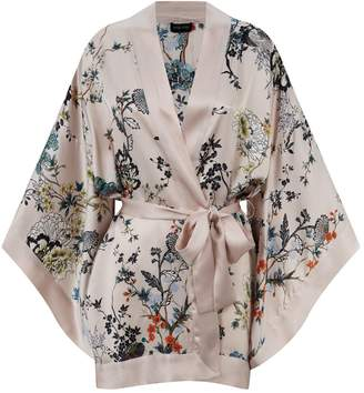 Meng Floral Kimono Robe
