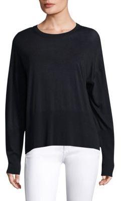 DKNY Knit Crewneck Top