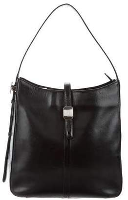 Courreges Leather Shoulder Bag