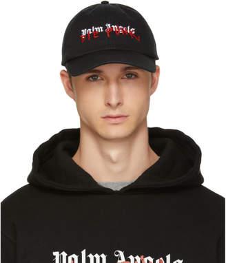 Palm Angels Black Playboi Carti Edition Die Punk Cap