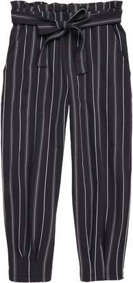 Treasure & Bond Tuck Belted Harem Pants