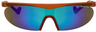 District Vision Orange Koharu Sunglasses