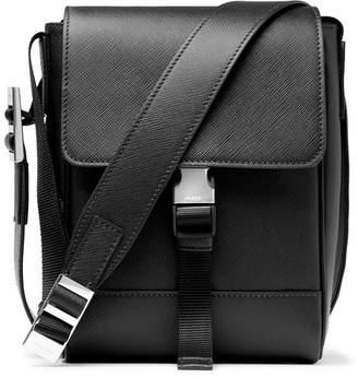 b020ab7a6b Prada Saffiano Leather Messenger Bag