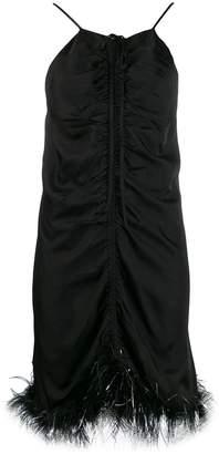 Alice McCall embellished hem mini dress