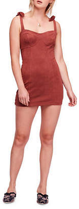 Free People Something 'Bout You Bodycon Mini Dress