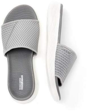 Penningtons Wide Width Slip On Sandals - Skechers