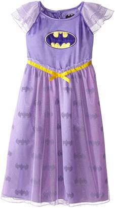 Justice League Big Girls' Batgirl Dressy Gown