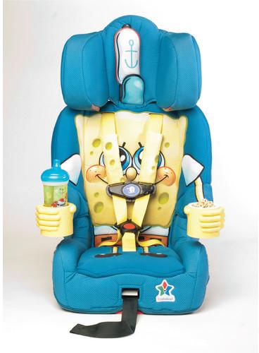 KIDSEmbrace Spongebob Squarepants Nickelodeon Booster Seat