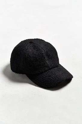 Urban Outfitters UO Wool Baseball Hat $25 thestylecure.com
