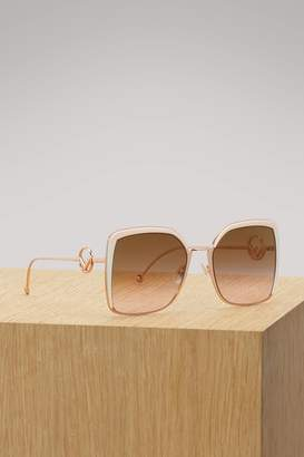 Fendi F Is sunglasses