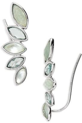 Women's Judith Jack Lakeside Crystal Ear Crawlers $98 thestylecure.com