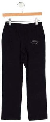 Armani Junior Boys' Three Pocket Straight-Leg Sweatpants