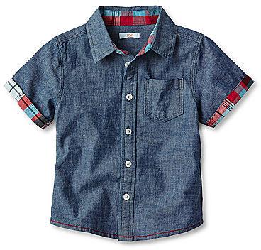 Joe Fresh Short-Sleeve Shirt - Boys 1t-5t