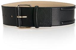 Wide Leather 'Gurielle' Belt by HUGO