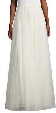 Jenny Yoo Winslow Tulle Long Skirt