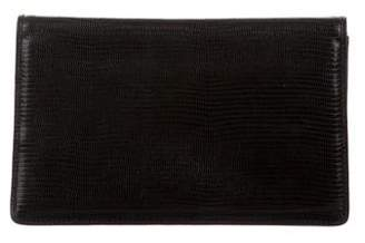 Bottega Veneta Embossed Travel Clutch
