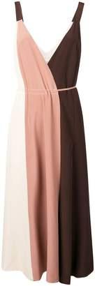 Alysi (アリジ) - Alysi カラーブロック ドレス