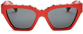 Valentino Women's Rockstud Cat Eye Sunglasses, 53mm