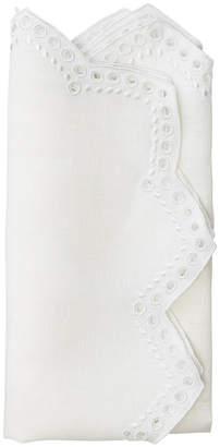 Kim Seybert Tapestry Linen Table Napkin