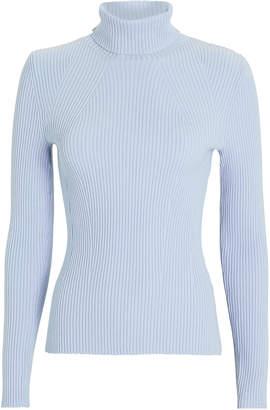 3.1 Phillip Lim Rib Knit Turtleneck Sweater