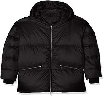 J. Lindeberg Women's Sloane Shiny Poly Coat,(Manufacturer Size:40)