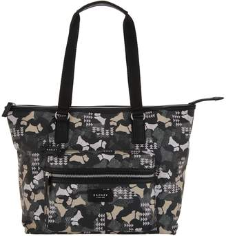 Radley London London Data Dog Medium Tote Handbag