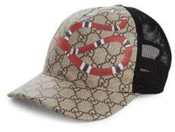 Gucci Snake Baseball Cap
