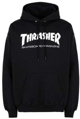 61f28e8ffc95 Men s Black Hoodie With Fleece Lining - ShopStyle UK
