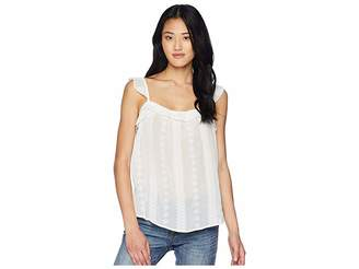 Bishop + Young Moroccan Embroidered Tank Top