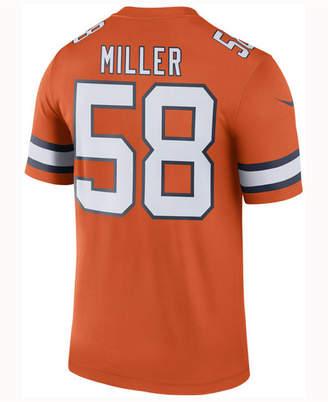 Nike Men Von Miller Denver Broncos Legend Color Rush Jersey