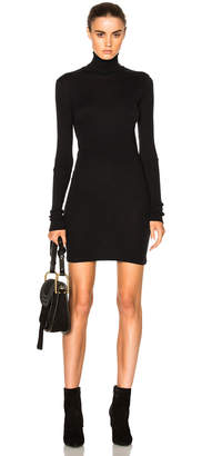 Enza Costa Cashmere Turtleneck Dress