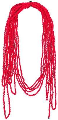 Maria Calderara string scarf