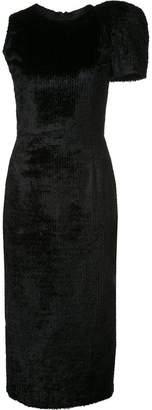 Sophie Theallet one structured shoulder dress
