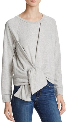FRENCH CONNECTION Fast Hitch Sweatshirt $128 thestylecure.com