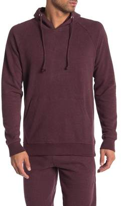 Knowledge Cotton Apparel Long Sleeve Solid Knit Hoodie