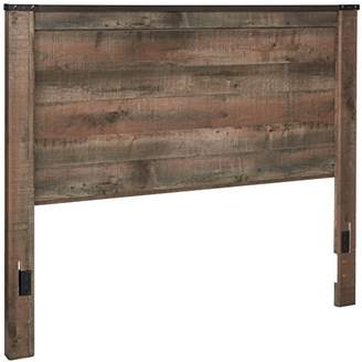 Signature Design by Ashley Ashley Furniture Signature Design - Trinell Queen Panel Headboard - Component Piece - Brown