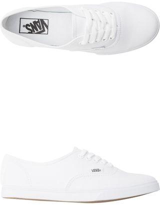 Vans Authentic Lo Pro Shoe $54.95 thestylecure.com