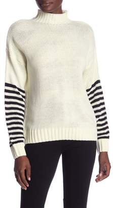 Elodie Long Sleeve Turtleneck Sweater