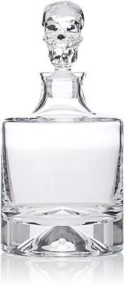 Nude Shade Crystal Whiskey Decanter